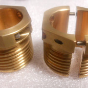 MIC-ALL's machine shop makes parts from Berylium Copper