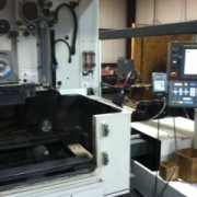 MIC-ALL's machine shop is equipped with Electrical DIscharge Machining