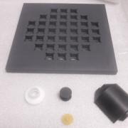 MIC-ALL's machine shop makes plastic parts