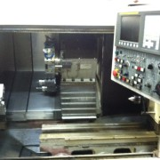 MIC-ALL's machine shop is equipped with aYAMA SEIKI GA330L CNC lathe
